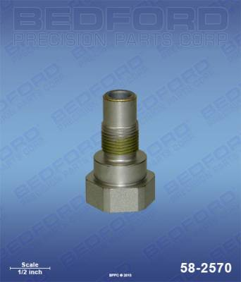 Graco - Super Nova Pro - Bedford - BEDFORD - PISTON VALVE - ULTRAMAX 695 - 58-2570