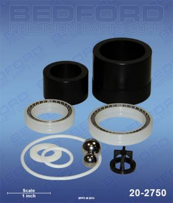 Wagner - SW521 - Bedford - BEDFORD - REPAIR KIT - EP2205 - 20-2750, REPLACES TSW-0295904