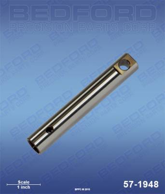 Graco - Duron Performance 390 - Bedford - BEDFORD - ROD - 390ST - 57-1948, REPLACES GRA-187613
