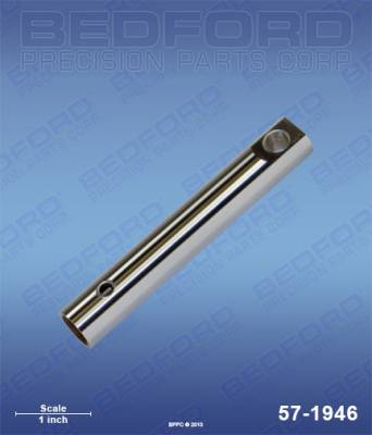 Graco - 395 st - Bedford - BEDFORD - ROD - 395ST, 490ST, 495ST, ULTRA 600 - 57-1946, REPLACES GRA-235709