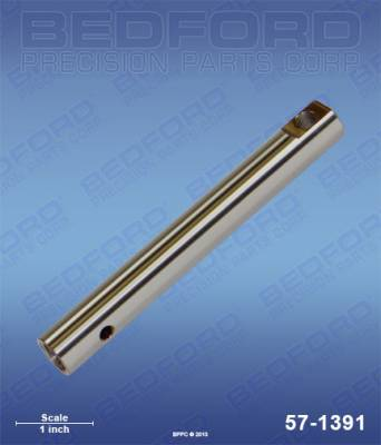 Wagner - SPC 3000 GE - Bedford - BEDFORD - ROD - 396 FLUID SECTION - 57-1391