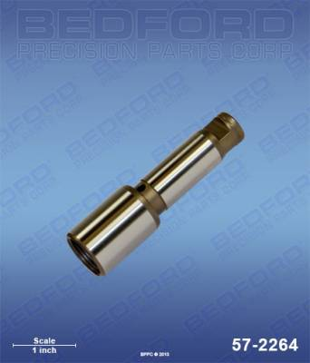 Titan - ProMark 690 - Bedford - BEDFORD - ROD - EPIC 440E, 447EX, 660EX, 690GX - 57-2264, REPLACES TSW-700-580A