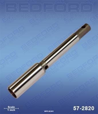Titan - PowrTex 1200 SF - Bedford - BEDFORD - ROD - EPIC 840I, 840IX, EPIC 1140I, 1140IX - 57-2820, REPLACES TSW-800-246