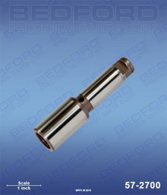 Titan - RentSpray 450 - Bedford - BEDFORD - ROD - EPIC PUMPS, 440IX, 660IX - 57-2700