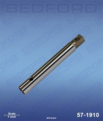 Graco - Ultimate 1000 - Bedford - BEDFORD - ROD - GM3500, ULTRA 1000, EM590 - 57-1910, REPLACES GRA-222438