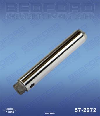 Titan - HydraPro Super - Bedford - BEDFORD - ROD - HYDRAPRO IV/SUPER, ADMRL, BOSS, CMDR - 57-2272, REPLACES TSW-185-984A