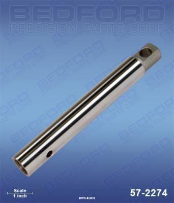 Titan - PowrTwin 5500 GHD - Bedford - BEDFORD - ROD - POWRTWIN 5500, POWRTWIN 6900 - 57-2274
