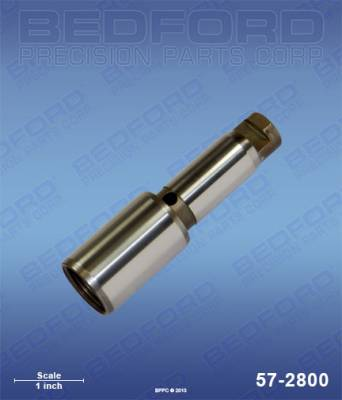 Wagner - Advantage GPX 85 - Bedford - BEDFORD - ROD - PS25 - 57-2800