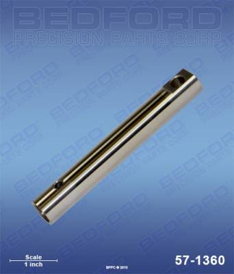 Graco - Fuller OBrien Pro 301 - Bedford - BEDFORD - ROD - ULTRA 400/500, EM380/390/490 - 57-1360, REPLACES GRA-181879