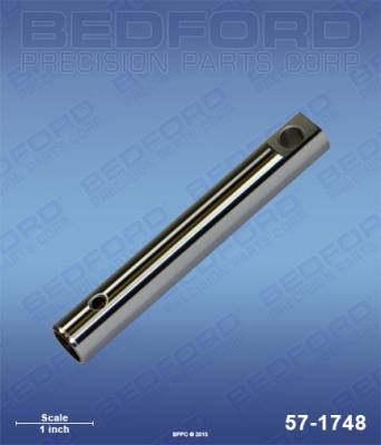Graco - LoPro 500 - Bedford - BEDFORD - ROD - ULTRA 400/500, EM380/390/490 - 57-1748, REPLACES GRA-183563