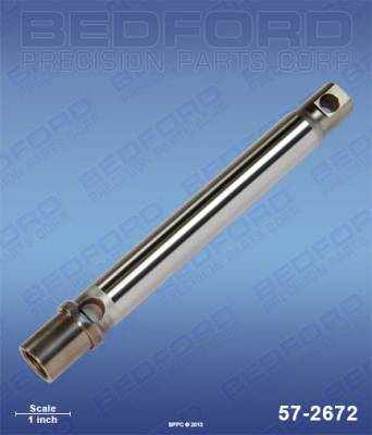 Graco - LineLazer III 5900 - Bedford - BEDFORD - ROD - UMAX 1595, GMAX 5900/10000 - 57-2672, REPLACES GRA-240517