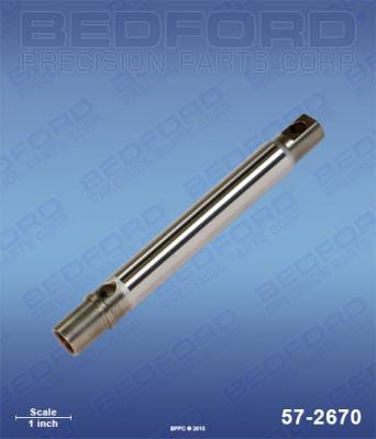 Graco - Ultimate Mx II 695 - Bedford - BEDFORD - ROD - UMAX795/1095, UMAX II 695/795 - 57-2670, REPLACES GRA-240518