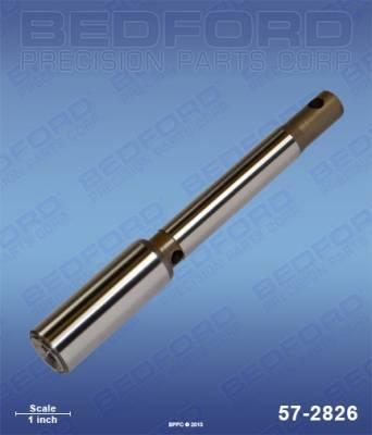 Titan - Epic 840 i - Bedford - BEDFORD - ROD ASSEMBLY - EPIC 840I/IX, EPIC 1140I/IX - 57-2826, REPLACES TSW-800-365A