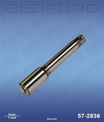 Wagner - EPX 2305 - Bedford - BEDFORD - ROD ASSEMBLY - EPX2305 - 57-2836, REPLACES TSW-0507211