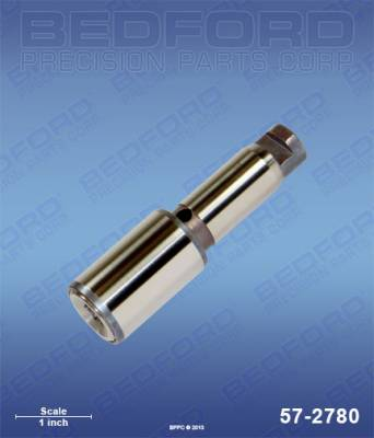 Wagner - Advantage GPX 85 - Bedford - BEDFORD - ROD ASSY - 740I, 740IX, POWRLINER 2800M - 57-2780, REPLACES TSW-705-120A