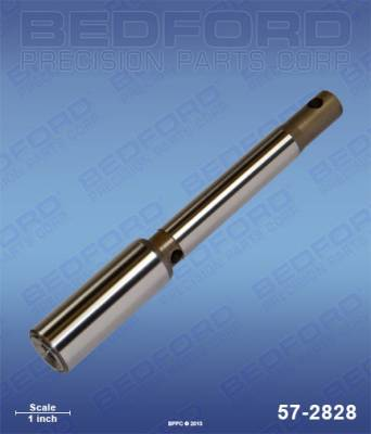 Titan - Advantage 700 - Bedford - BEDFORD - ROD ASSY - EPX2405/2455, EPX2505/2555 - 57-2828, REPLACES TSW-0507229