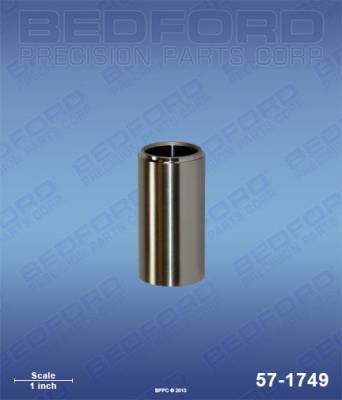 Graco - Ultra 400 - Bedford - BEDFORD - SLEEVE - ULTRA 400/500, EM380/390/490 - 57-1749, REPLACES GRA-183571