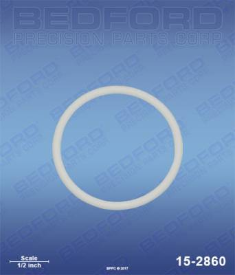 Wagner - SW623 (EPX-style) - Bedford - BEDFORD - TEFLON O-RING - 15-2860