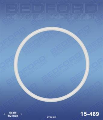 Graco - 63:1 King - Bedford - BEDFORD - TEFLON O-RING - 15-469, REPLACES GRA-166073