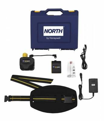 Specials - Personal Protection Equipment - North by Honeywell - NORTH - NORTH CA200 SERIES BLOWER & BATTERY - NRT-CA201-H5